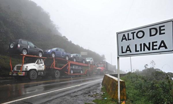 Vehículos particulares no podrán transitar por la vía del Alto de la Línea  durante los próximos dos meses – El Informativo del Tolima